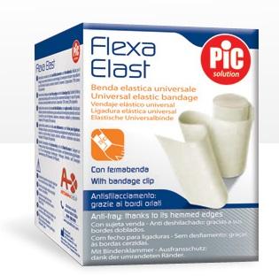 BENDA ELASTICA PIC BIANCA 20x4,5M FUSTELLA - farmaciadeglispeziali.it