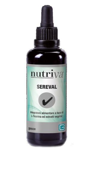 NUTRIVA SEREVAL GOCCE 50 ML - Farmaseller