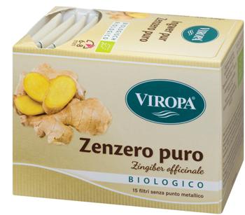 VIROPA ZENZERO PURO BIO 15 BUSTINE - Iltuobenessereonline.it