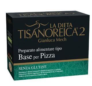 BASE PER PIZZA 31,5GX4 CONFEZIONI TISANOREICA 2 BM -  Farmacia Santa Chiara