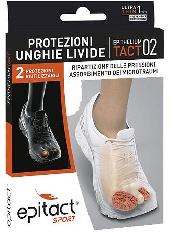 EPITACT SPORT UNGHIE LIVIDE L 2 PEZZO - Farmacento
