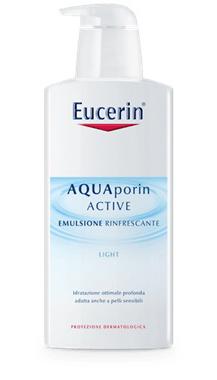 EUCERIN AQUAPORIN ACTIVE LIGHT 50 ML - Farmacia Puddu Baire S.r.l.