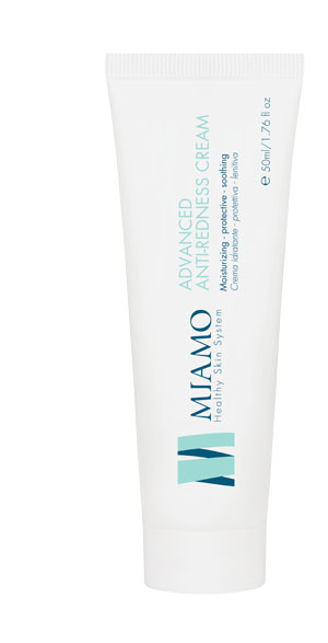 MIAMO SKIN CONCERNS ADVANCED ANTI-REDNESS CREAM 50 ML CREMA IDRATANTE PROTETTIVA LENITIVA - Farmajoy