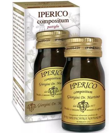 IPERICO COMPOSITUM 60 PASTIGLIE - Farmacia Castel del Monte