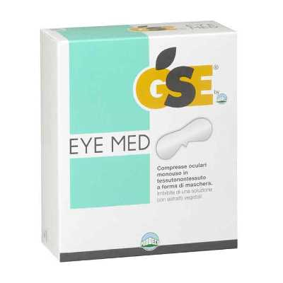 GSE COMPRESSE OCULARI EYE MED 10 PEZZI - Farmapage.it