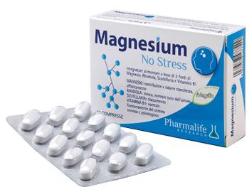MAGNESIUM NO STRESS 45 COMPRESSE - Farmastar.it