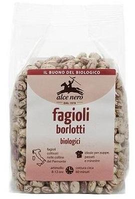FAGIOLI BORLOTTI BIO 400 G - Farmaseller