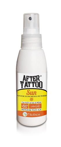 AFTERTATTOO SUN SPRAY SOLARE 75 ML - Farmaseller