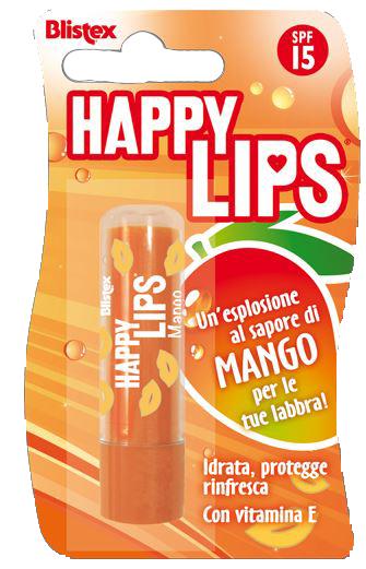 BLISTEX HAPPY LIPS MANGO 3,7 G - pharmaluna