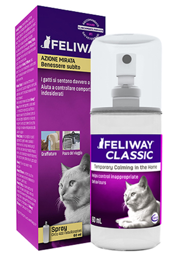 FELIWAY CLASSIC SPRAY 60 ML - Farmabros.it