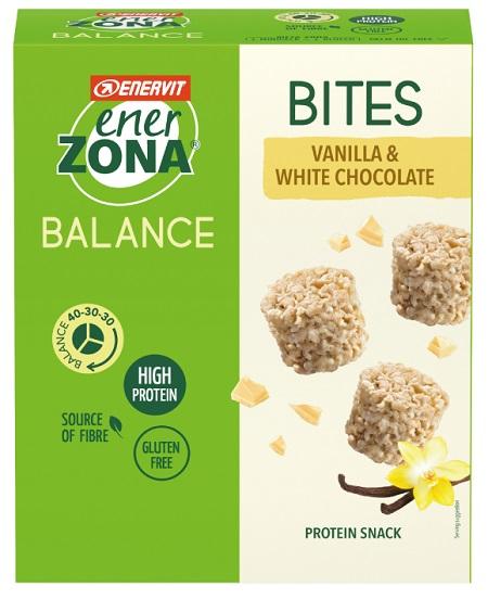 ENERZONA MINIROCK 40-30-30 ASTUCCIO 5 MINIPACK VANIGLIA - farmaciadeglispeziali.it