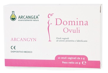 DOMINA OVULI VAGINALI 10 OVULI - Farmaci.me