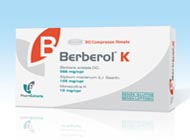 BERBEROL K INTEGRATORE COLESTEROLO PHARMEXTRACTA 30 COMPRESSE - Farmastar.it