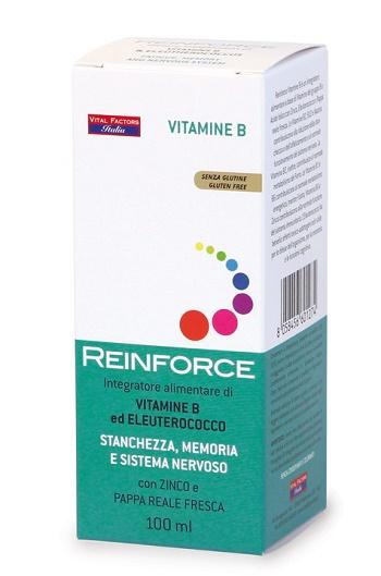 REINFORCE VITAMINE B 100 ML - Farmastar.it