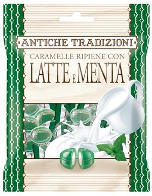 ANTICHE TRADIZIONI CARAMELLE LATTE E MENTA 60 G - Farmaconvenienza.it