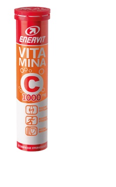 ENERVIT VITAMINA C 1000 20 COMPRESSE - Farmafirst.it
