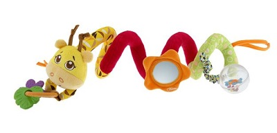 CHICCO GIOCO JUNGLE STROLLER TOY - Farmafamily.it