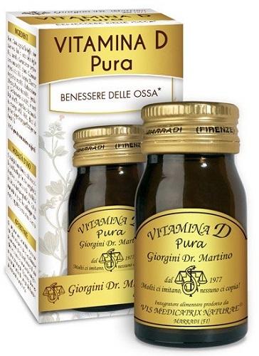 VITAMINA D PURA 60 PASTIGLIE - Farmacia Castel del Monte