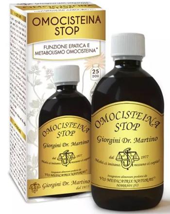 OMOCISTEINA STOP 500 ML LIQUIDO ANALCOLICO - Farmaunclick.it