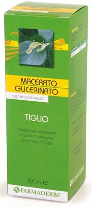 MACERATO GLICERICO TIGLIO GEMME TILIA TOMENTOSA 100 ML - Farmastar.it