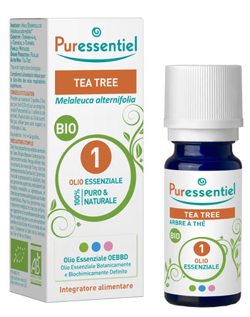 TEA TREE BIO OLIO ESSENZIALE 10 ML - Zfarmacia