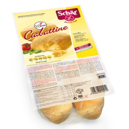 SCHAR CIABATTINA PANE 250 G 5X50G - Farmabellezza.it