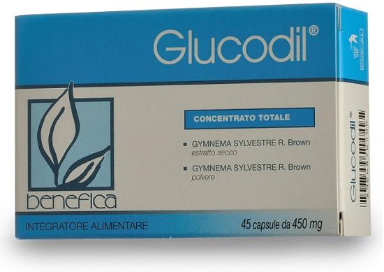 GLUCODIL 45 CAPSULE VEGETALI - Zfarmacia