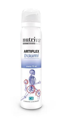 NUTRIVA ARTIFLEX TRAUMI CREMA 75 ML - Parafarmaciaigiardini.it