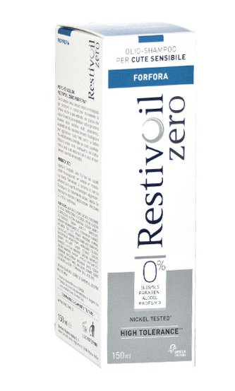 RESTIVOIL ZERO FORFORA 150 ML - Spacefarma.it