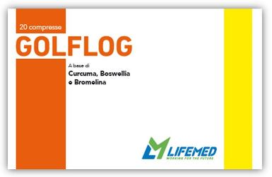 GOLFLOG 20 COMPRESSE - Farmaseller