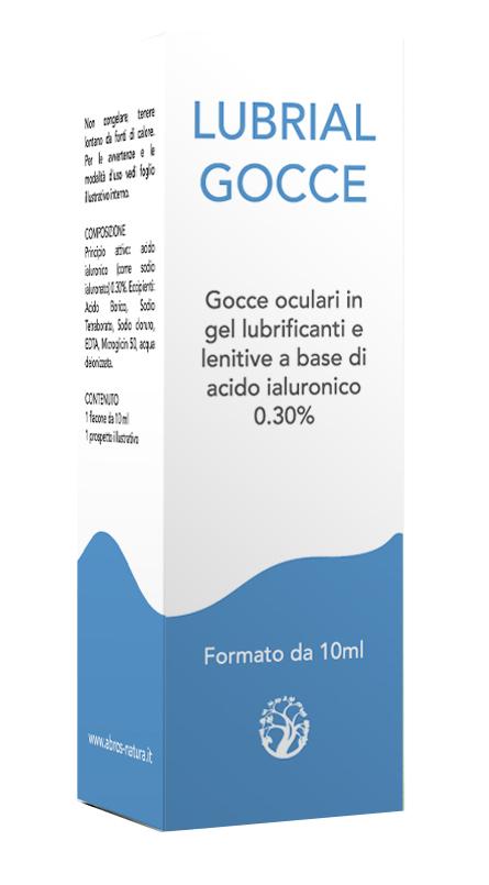 LUBRIAL GOCCE 0,3% 10 ML - Farmaseller