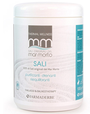 SALI ORIGINALI MAR MORTO 1 KG - Farmacia Centrale Dr. Monteleone Adriano