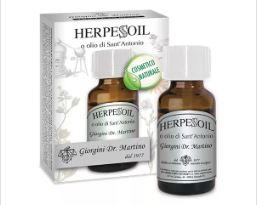 HERPES OIL O OLIO DI SANT'ANTONIO 15 ML - Farmaseller