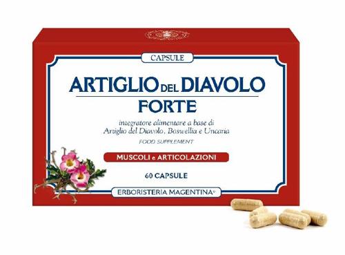 ARTIGLIO FORTE CAPSULE 60 CAPSULE - Zfarmacia