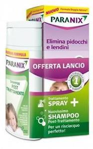 SPRAY PARANIX TRATTAMENTO + SHAMPOO POST - La farmacia digitale