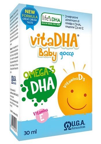 VITADHA BABY GOCCE 30 ML - Carafarmacia.it