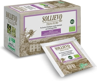 Sollievo Bio Tisana 20 Filtri - Sempredisponibile.it