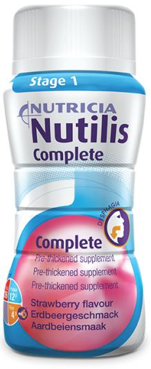 NUTILIS COMPLETE STAGE 1 FRAGOLA 4X125 ML