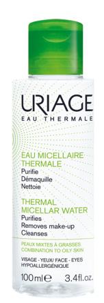 URIAGE EAU MICELLARE PER PELLI GRASSE 100 ML - Farmaciapacini.it