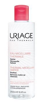 URIAGE EAU MICELLARE PER PELLI ARROSSATE 100 ML - Farmaseller