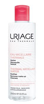 URIAGE EAU MICELLARE PER PELLI ARROSSATE 250 ML - Farmastar.it