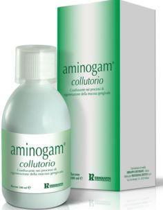 COLLUTORIO AMINOGAM 200 ML - La farmacia digitale