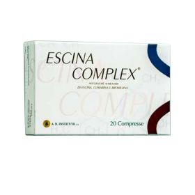 ESCINA COMPLEX 20 COMPRESSE - Turbofarma.it