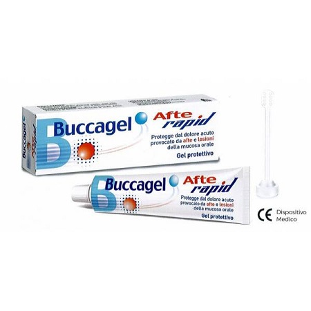 BUCCAGEL AFTE RAPID GEL 10 ML - La farmacia digitale