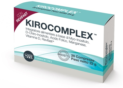 KIROCOMPLEX 20 COMPRESSE - Farmawing