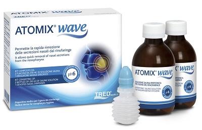 Tred Atomix Wave Dispositivo per Igiene Rinofaringea 250ml - Sempredisponibile.it