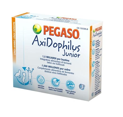 AXIDOPHILUS JUNIOR 14 BUSTINE DA 1,5 G - Farmacia Giotti