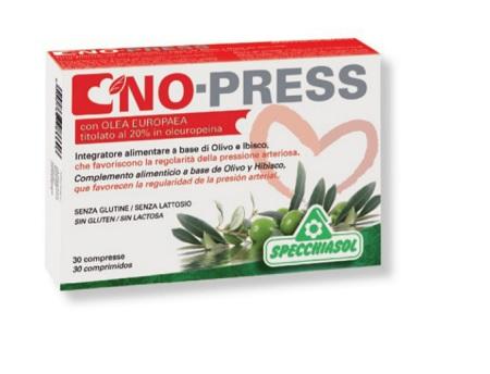 NO PRESS 30 COMPRESSE - Farmabros.it