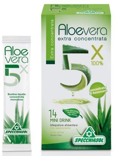 ALOE 5X 14 BUSTINE - Farmaseller