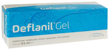 DEFLANIL GEL 125 ML - FarmaHub.it
